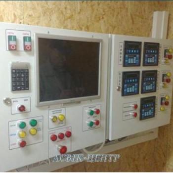 Система управления бетоносмесительным узлом ( автоматизация БСУ )